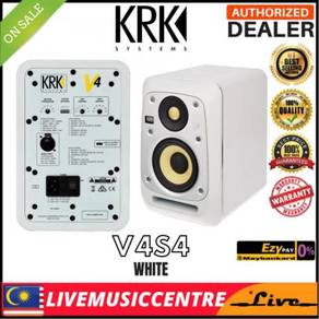 KRK V4S4 Studio Monitor Speaker White Noise-Each