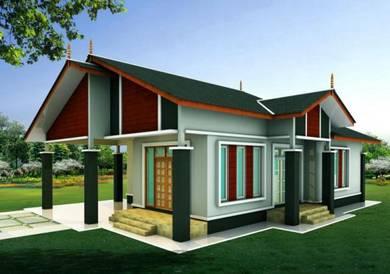 Buat Banglo Design Dan Bajet Sendiri