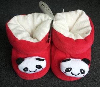 Baby Shoe (Red)