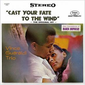 The Vince Guaraldi Trio Jazz Impressions Of Black