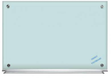 Tempered Glass Writing White Board 4' x 6'