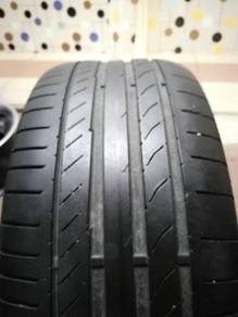 Tyre tayar 235 45 17 Continental CPC5