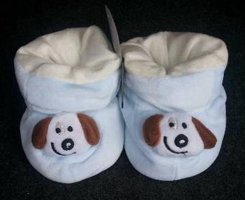 Baby Shoe (Blue)