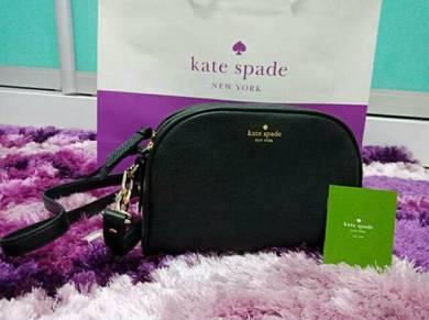 Kate spade double zip sling bag