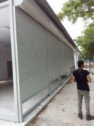 Roller Shutter  Manually or Auto
