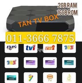 Msia FullHD Local 4K TV Box (8GB)