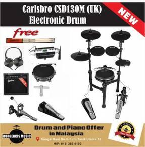 Carlsbro CSD130M (UK) Electronic Drum-Practice Amp