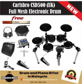 Carlsbro CSD500 (UK) Electronic Drum-Bluetooth Amp