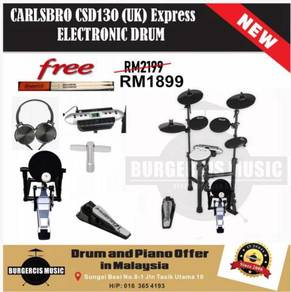 Carlsbro CSD130 (UK) Express Electronic Drum