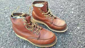 Red Wing Used item