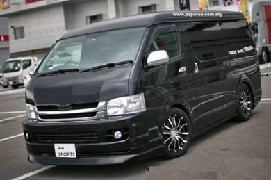 CAM Placer X Kingo Urvan 12 15 18 Seat Van Auto