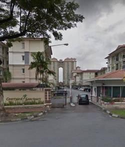 Courtyard Sanctuary Apartment At MJC New Township Batu Kawa
