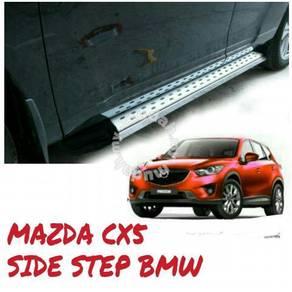 Mazda cx5 side step running board bmw v