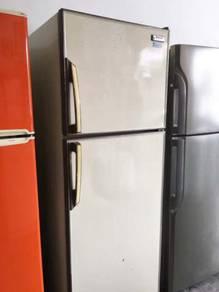 National Fridge Refrigerator Vintage Peti Sejuk