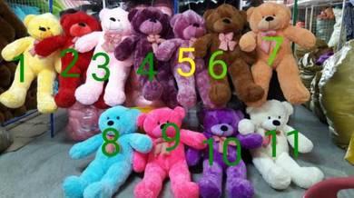 Teddy bear saiz M 1meter