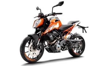 KTM Duke 250 (free delivery)(online apply)