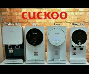 Penapis Air Dan Udara Water Filter Cuckoo m34