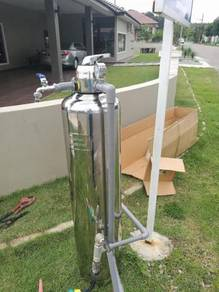 10T-CG Stainless Steel (US) Outdoor Water Filter