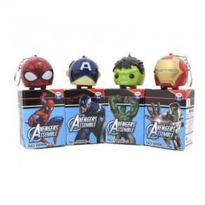 Set of 4 avengers key chain 07