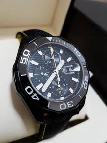 Tag Heuer Aquaracer automatic CAY218A brand new