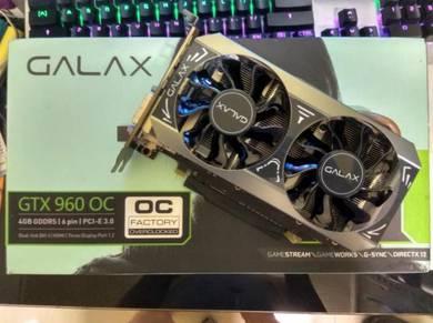 Galax Nvidia GTX960 4GB