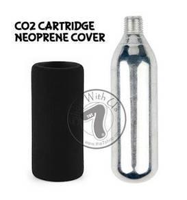 CO2 Cartridge Neoprene Cover