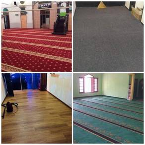 Karpet surau , carpet masjid , carpet dewan 1