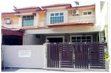 TERES 2 TINGKAT, TAMAN ANGKASA NURI, MELAKA TENGAH, Melaka