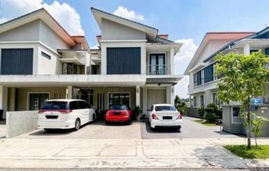 FULLY FURNISHED SEMI D 3 Storey Sutera Residence Kajang