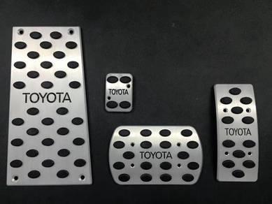 Toyota vios camry altis trd pedal kit