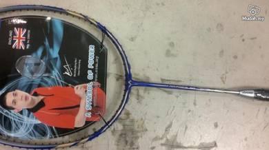 Ace Power Air Force50 Badminton Racket (USA)