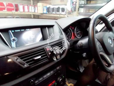 BMW x1 7 Inch Full HD Double Din DVD Player w GPS