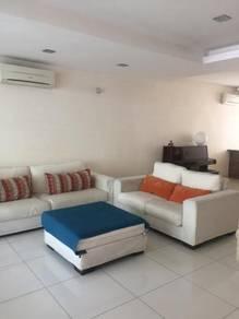 Impian villa - mont kiara - fully furnished