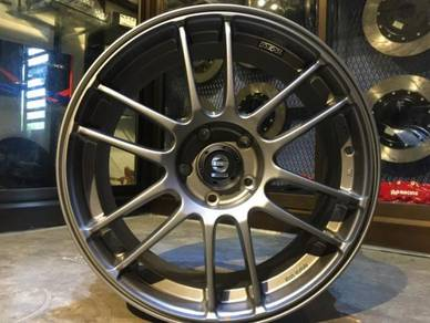 Sparco tarmac 18inc rim for volkswagen golf passat