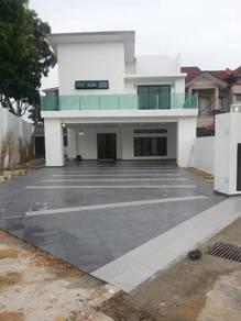 Puchong hatamas corner unit