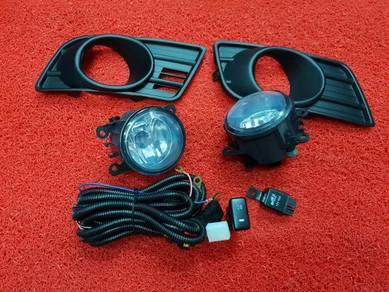Suzuki swift 08-12 oem fog lamp spot light lights