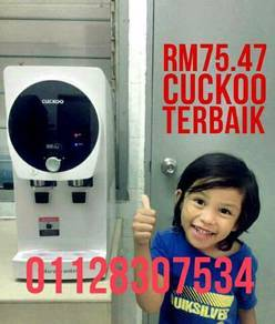 Penapis Air Dan Udara Water Filter Cuckoo m62