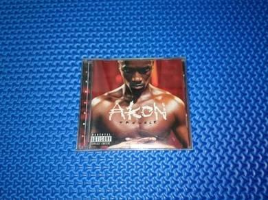 Akon - Trouble [2003] Audio CD