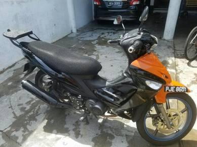 2009 Modenas gt 128