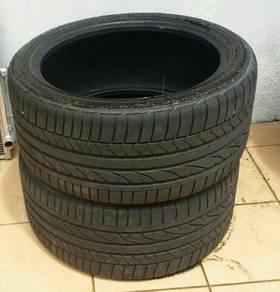 Bridgestone tyres 265/35 R18