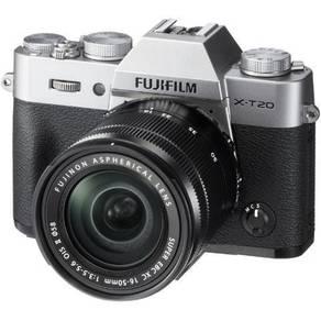 Fujifilm X-T20 16-50mm