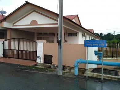 Rumah Teres Corner Lot Taman Alam Perdana Kemaman