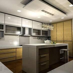 Kitchen / wardrobe k.lumpur dan selangor.k26