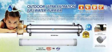 UF Membrane Ultra Water Filter (Germany) 24BGVT