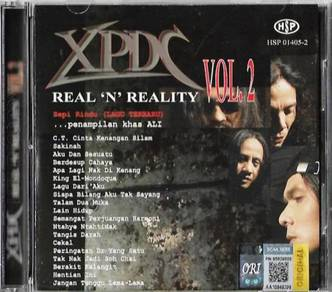 2CD XPDC Real N Reality Vol.2
