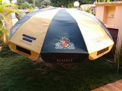 Payung Niaga 7 Kaki Diameter