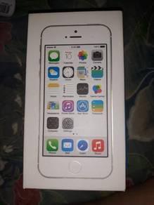 Iphone 5s 16gb ori warna emas