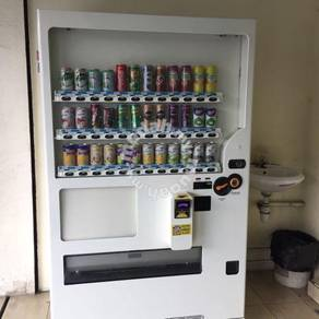 Vending Machine Can to let go