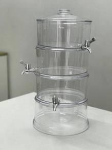 Balang air (3 ruang)