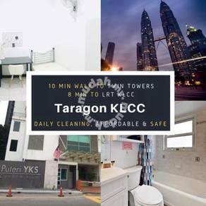 Taragon, Vista Damai, near Intermark, Ampang Park, KLCC, Megan Avenue